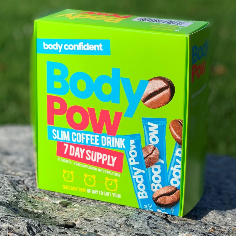 Body Pow Slim Coffee Drink